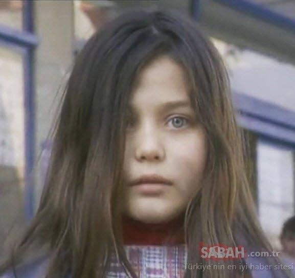 Üvey Baba'nın Lamia'sı sosyal medyayı resmen salladı! Çocuk yıldız Burçin Abdullah güzelliğiyle yaktı geçti!