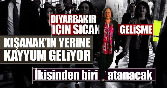 Diyarbakır Büyükşehir Belediyesi için flaş gelişme