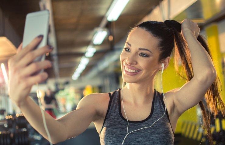 Spor salonunda çektiği selfie başını yaktı! Hapsi isteniyor...