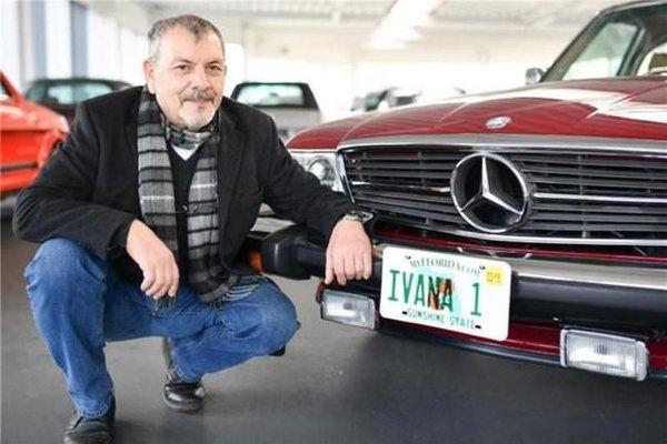 Trump'ın klasik otomobilini bir Türk aldı!