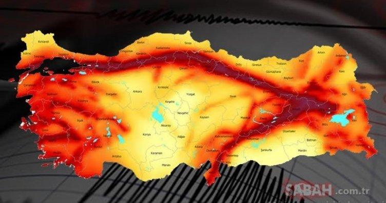 SON DAKİKA: Akdeniz'de korkutan deprem! Muğla - Datça ve çevre illerde de hissedildi!