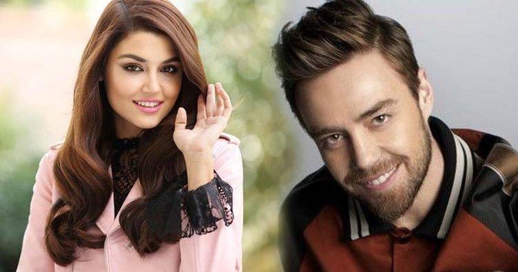 Hande Erçel ve Murat Dalkılıç aşkında sürpriz atak!