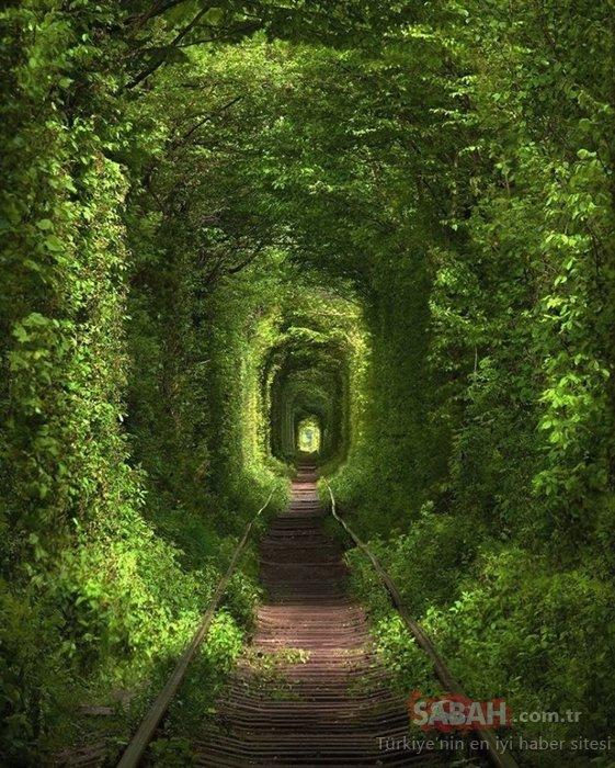 Dünyada gizli kalmış cennetler