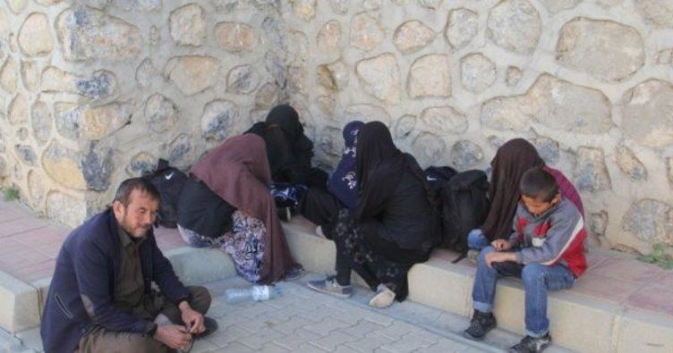 Van'da 69 düzensiz göçmen yakalandı