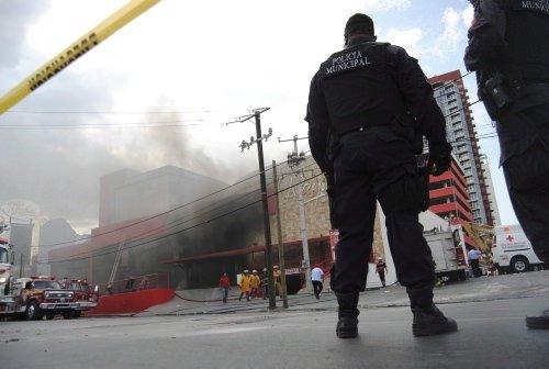 Meksika'da casino saldırısı