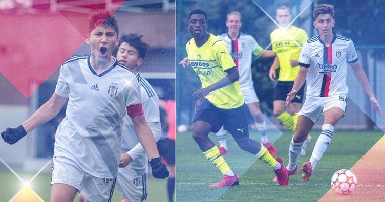 Son dakika: Borussia Dortmund'dan Beşiktaşlı Emirhan İlkhan ve Demir Ege Tıknaz'a kanca