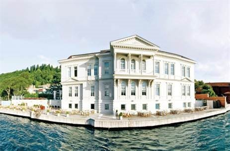 Zenginler nasıl evlerde oturuyor?