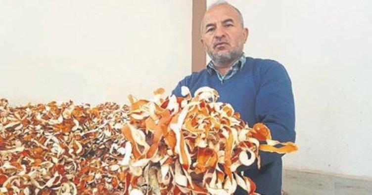 Portakalın kilosu 1 lira kabuğu 6 lira