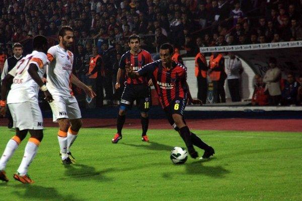 Mersin İdman Yurdu - Galatasaray