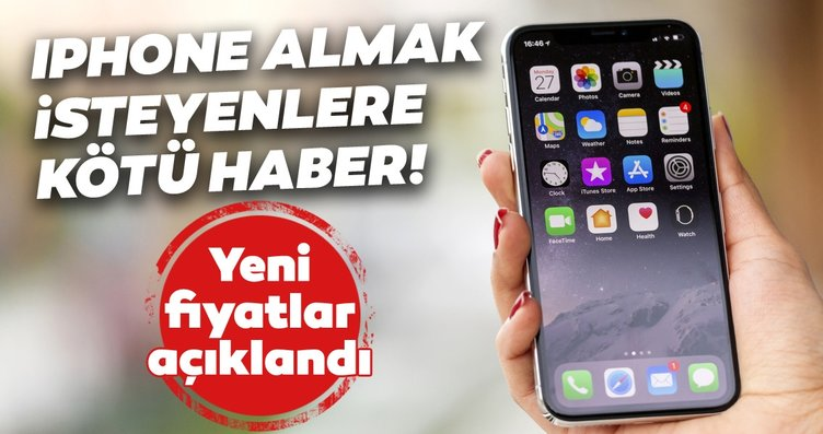 Apple Türkiye iPhone fiyatlarına zam yaptı! İşte...