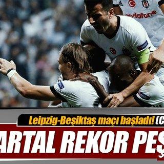 RB Leipzig – Beşiktaş (CANLI)
