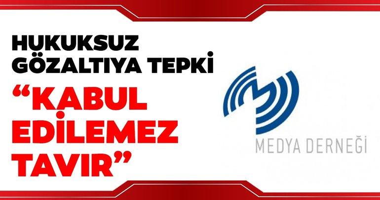 Medya Derneği: Anadolu Ajansı çalışanları derhal serbest bırakılsın