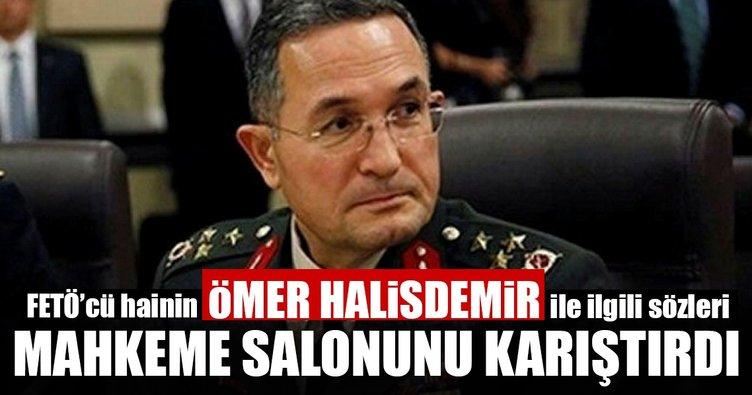İstanbul'daki ana darbe davasında gergin anlar yaşandı