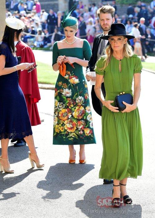 Kraliyet düğününde en çok onun güzelliği konuşulmuştu... Estetik harikası çıktı!