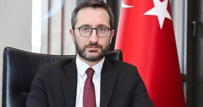 Son dakika! Cumhurbaşkanlığı İletişim Başkanı Fahrettin Altun'dan flaş açıklamalar!