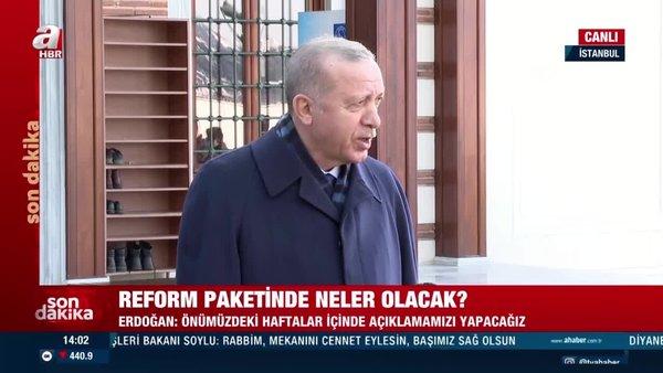 SON DAKİKA: Cumhurbaşkanı Erdoğan'dan flaş Sincar açıklaması