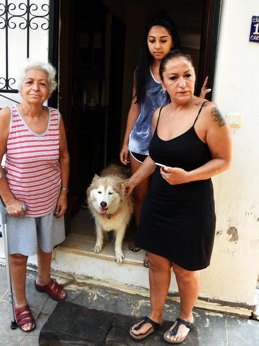 4.9 büyüklüğünde deprem halkı sokağa döktü