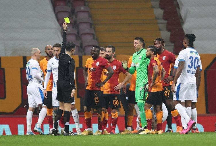 Son dakika: Galatasaray-Erzurumspor maçı sonrası Fatih Terim'e sert sözler!