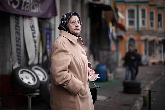 Unutma Beni İstanbul filminden kareler