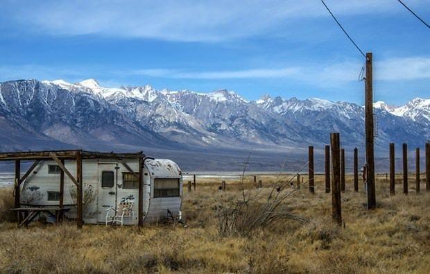 ABD'nin hayalet kasabası