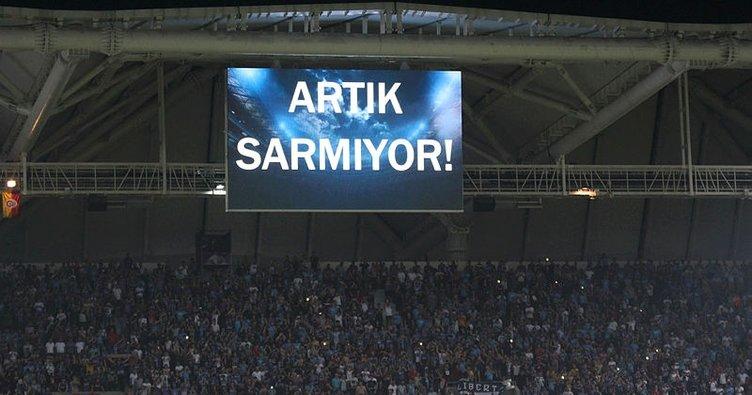 Galatasaray'dan özür dileriz