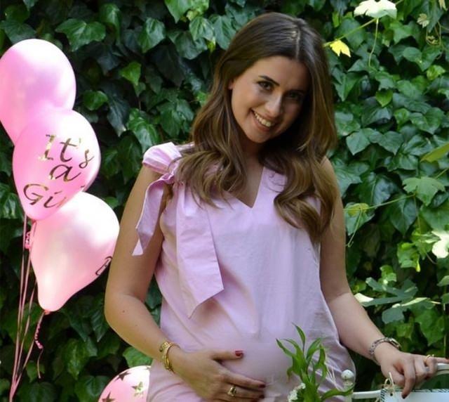 Buse Terim Bahçekapılı bebeğini Amerika'da dünyaya getirecek