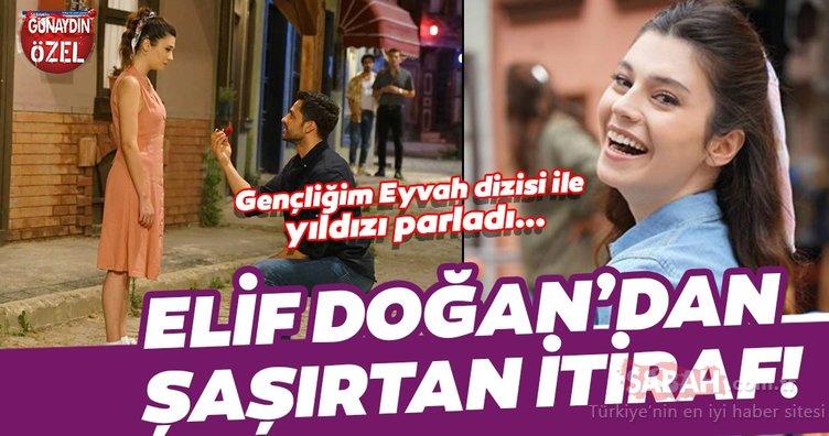 'Gençliğim Eyvah'ın genç oyuncuları Ekin Mert Daymaz ile Elif Doğan'dan GÜNAYDIN'a özel açıklamalar...