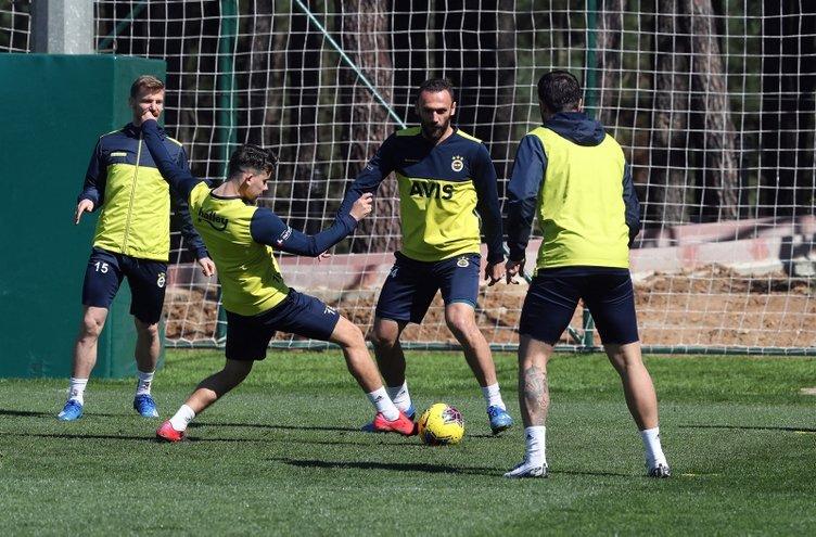 Fenerbahçe'de antrenmanlar böyle yapılacak