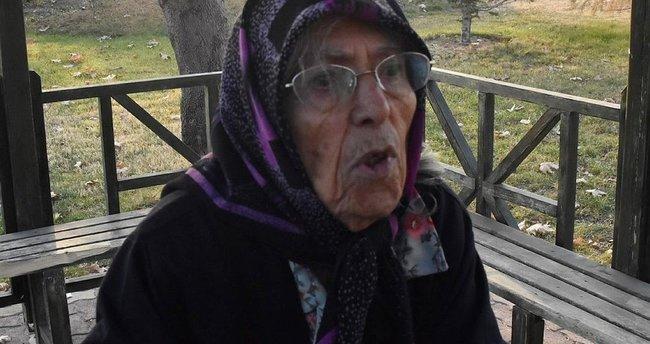 90 yaşındaki kadının 480 bin lirasını dolandırdı