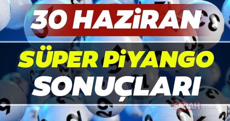 Süper Piyango sonuçları beli oldu! Milli Piyango 30 Haziran Süper Piyango çekiliş sonuçları MPİ hızlı bilet sorgulama BURADA!