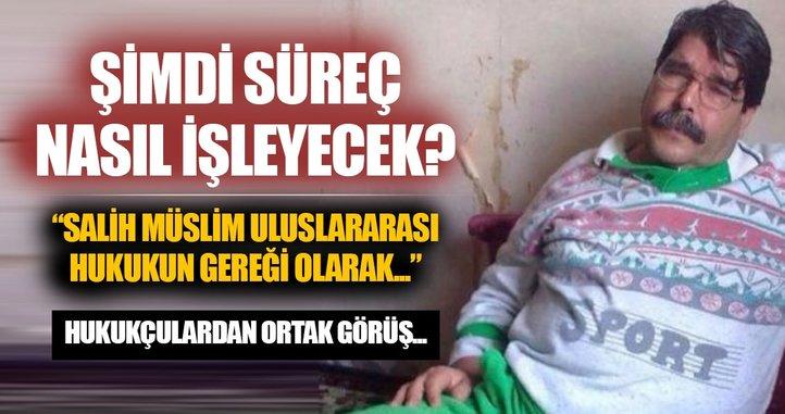 Salih Müslim Türkiye'ye iade edilecek mi?