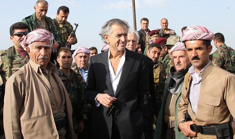 10 Soruda Barzani, Bernard Henri Levy ve İsrail bağlantısı!