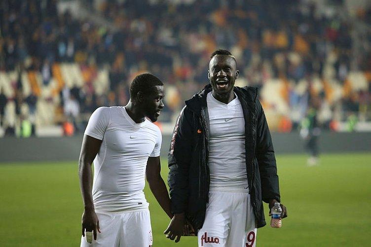 Galatasaray transfer haberleri: Mbaye Diagne için teklif var! 99 milyon TL...
