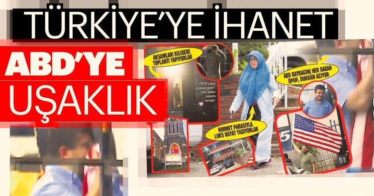 Türkiye'ye ihanet ABD'ye uşaklık
