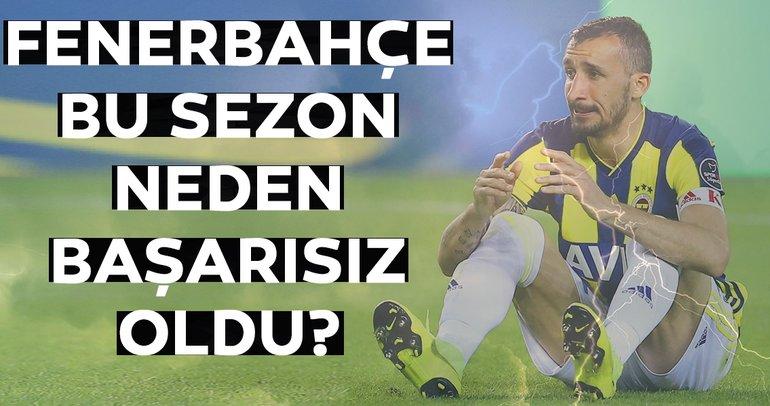 Fenerbahçe bu sezon neden başarısız oldu?