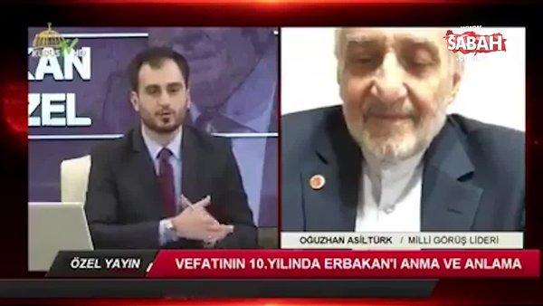 Saadet Partisi Yüksek İstişare Kurulu Başkanı Oğuzhan Asiltürk'ten AK Parti İl Başkanı Kabaktepe açıklaması   Video