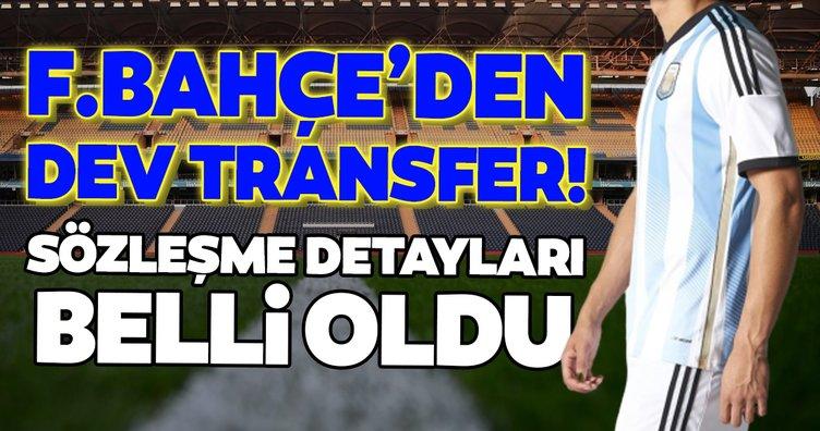 Son dakika haberi: Fenerbahçe'den dev transfer! Sözleşme detayları belli oldu