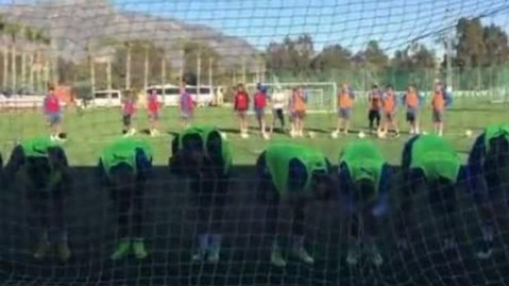 Futbol dünyasının en ilginç cezalandırma yöntemleri