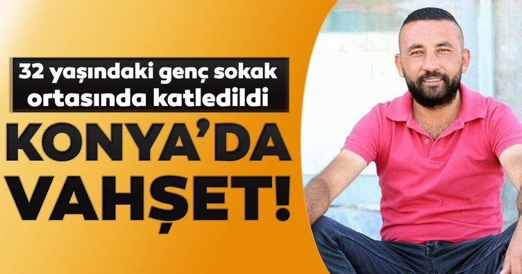 Konya'da korkunç olay... 16 yerinden bıçaklanan genç hayatını kaybetti