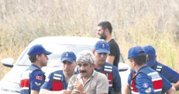39 yıl ceza alınca Yunaiıstan'a kaçmak istedi