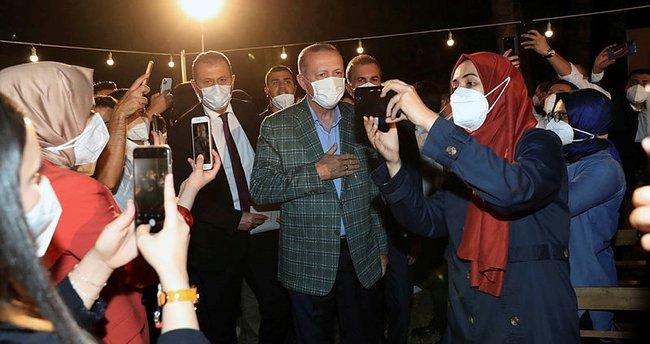 Son dakika haberi... Başkan Recep Tayyip Erdoğan Adana'da gençlerle buluştu - Son Dakika Haberler