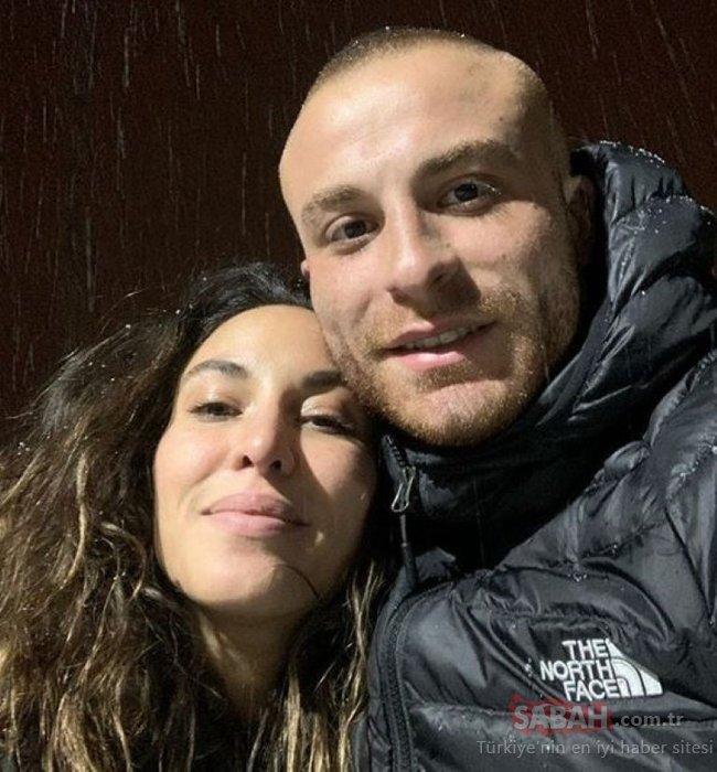 Malatyaspor'un yıldız futbolcusu Gökhan Töre kesenin ağzını açtı! Eşi Buket Büyükdere Töre bebek müjdesi verdi…