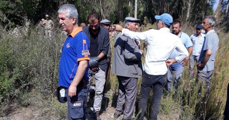 Kayıp Kıbrıs gazisi ölü bulundu