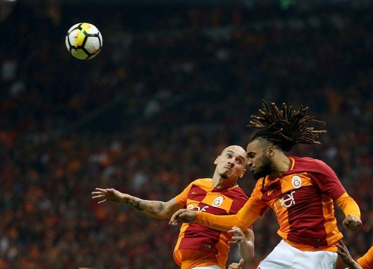 Fenerbahçe'nin eski yıldızı Galatasaray'a...