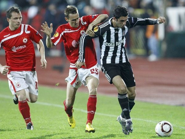CSKA Sofya - Beşiktaş