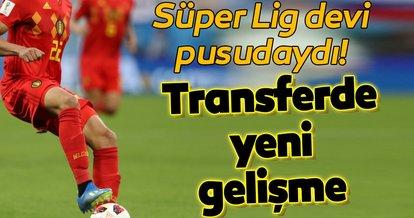 Beşiktaş'a transferde iyi haber! Chadli...