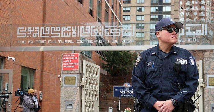 ABD'de polis müdüründen camide 'destek' konuşması