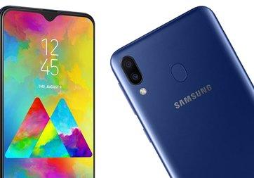 Samsung Galaxy M20 incelemesi