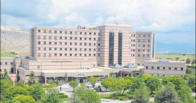 SDÜ'ye ikinci hastane