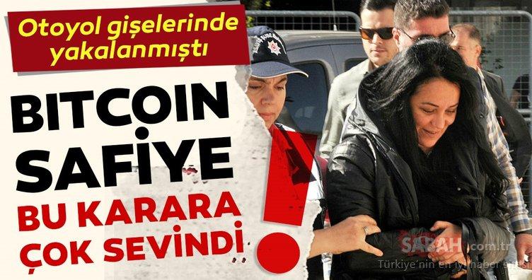 40 kişiyi 30 milyon lira dolandırdığı iddia edilen 'Bitcoin Safiye' elektronik kelepçeyle serbest kaldı